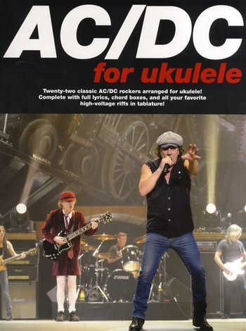 AC/DC for Ukulele (Partition)