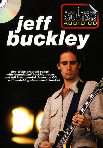 Play Along Guitar Audio CD : Jeff Buckley (Partition+CD)