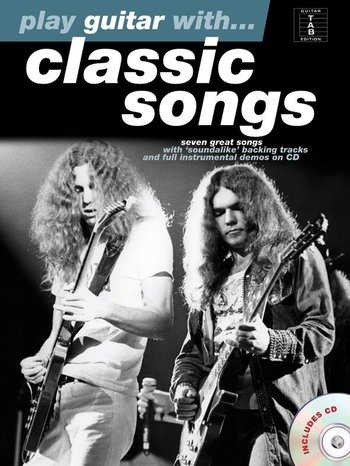 Play Guitar With... Classic Songs (Partition+CD)