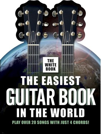 The Easiest Guitar Book In The World (Partition)
