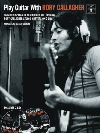 Play Guitar With Rory Gallagher