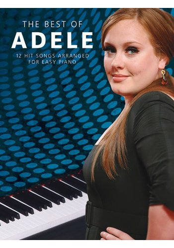 The Best Of Adele - Easy Piano