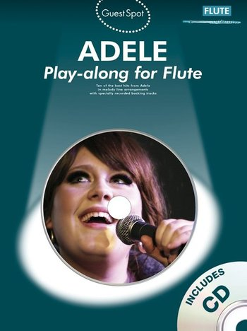 Guest Spot : Adele - Play-along for Flute
