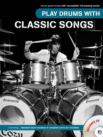 Play Drums With Classic Songs