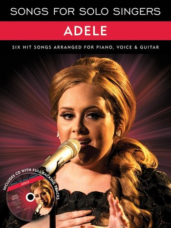 Songs for Solo Singers : Adele