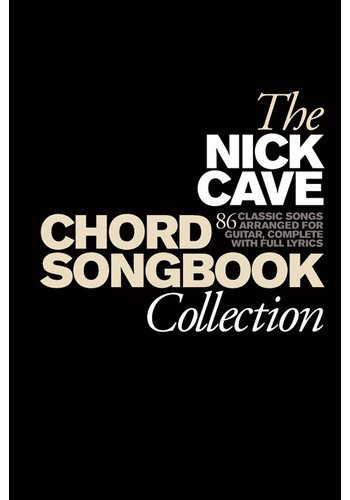 The Nick Cave Chord Songbook Collection