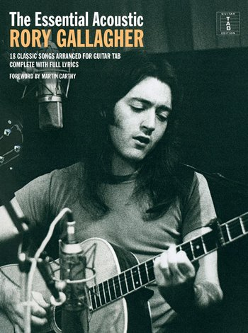 The Essential Rory Gallagher : Acoustic