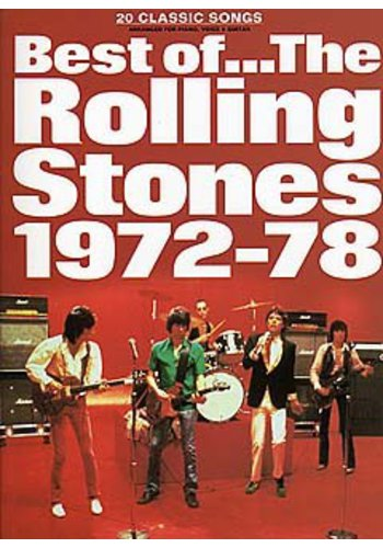 Best Of The Rolling Stones 1972-1978 Volume 2