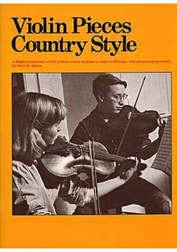 Violin Pieces Country Style