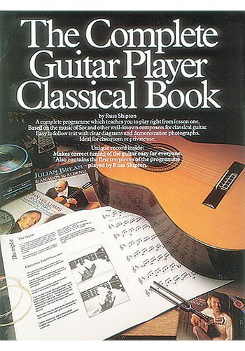 The Complete Guitar Player Classical Book (Partition+CD)
