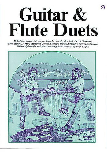 Guitar And Flute Duets (Partition)