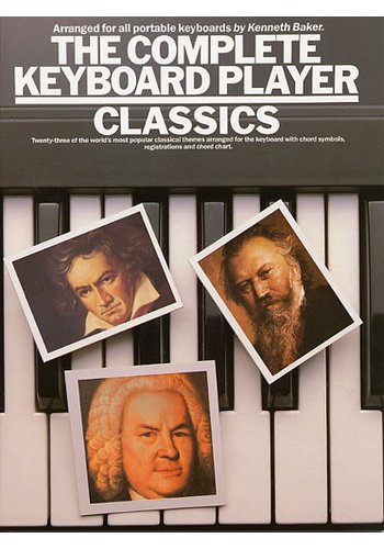 The Complete Keyboard Player Classics