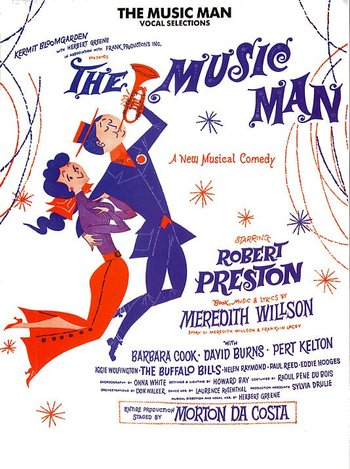 The Music Man: Vocal Selections
