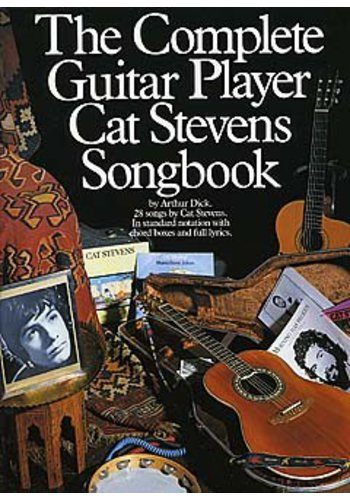 The Complete Guitar Player Cat Stevens Songbook (Partition)