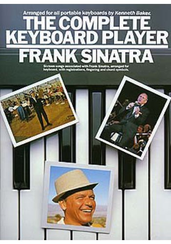 The Complete Keyboard Player Frank Sinatra