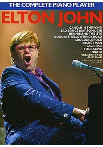 The Complete Piano Player Elton John