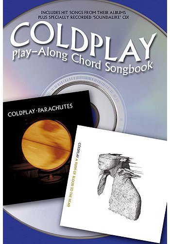 Coldplay : Play-Along Chord Songbook