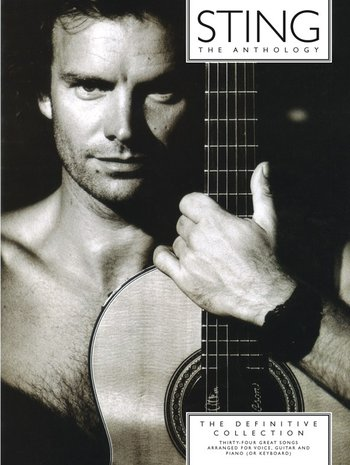 Sting:Anthology The Definitive Collection