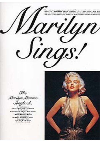 Marilyn Sings!: The Marilyn Monroe Songbook