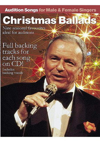 Audition Songs : Christmas Ballads