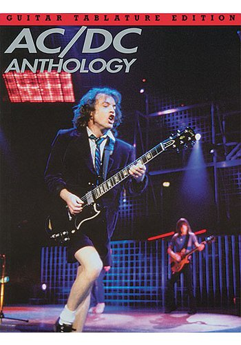 AC/DC Anthology (Partition)