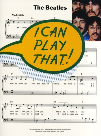 I Can Play That!: The Beatles 1