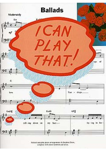 I Can Play That! : Ballads