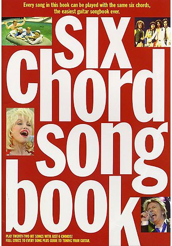 Six Chord Songbook: 1960-80 (Partition)
