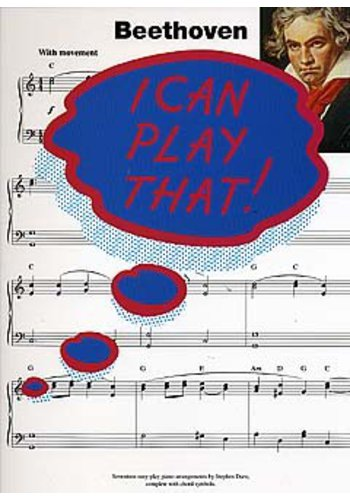 I Can Play That! : Beethoven