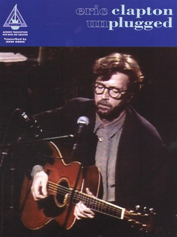 Eric Clapton : Unplugged (Partition)