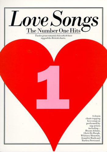 Love Songs:The Number One Hits
