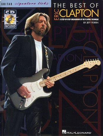 Signature Licks - The Best Of Eric Clapton (Partition+CD)