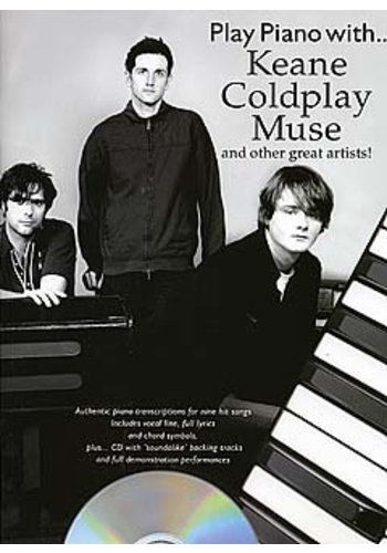 Play Piano With... Keane, Coldplay, Muse and Other Great Artists !