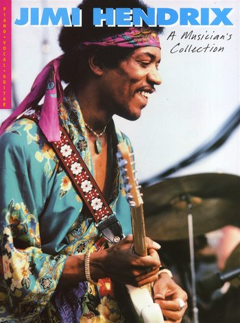 Jimi Hendrix: A Musician's Collection