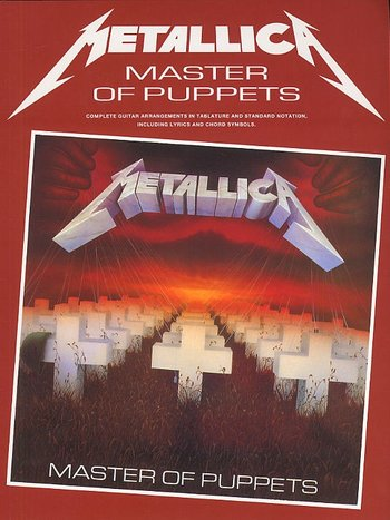 Metallica:Master Of Puppets (Partition)