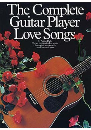 The Complete Guitar Player Love Songs (Partition)