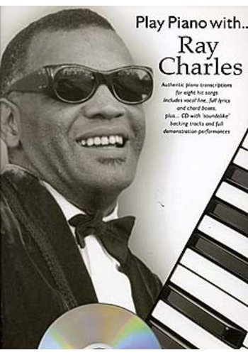 Play Piano With... Ray Charles