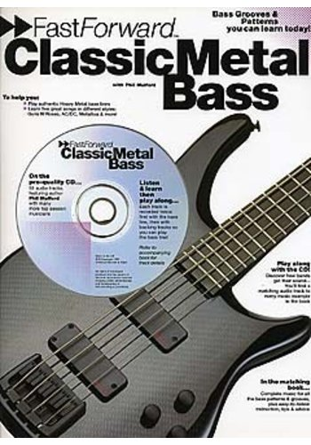 Fast Forward Classic Metal Bass