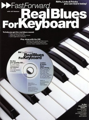 Fast Forward Real Blues For Keyboard