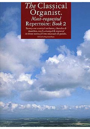 The Classical Organist Repertoire Book 2