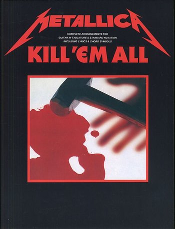 Metallica:Kill 'Em All (Partition)