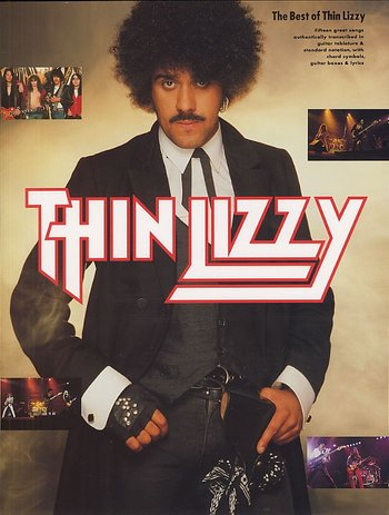 The Best Of Thin Lizzy (Partition)