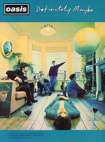 Oasis:Definitely Maybe (Partition)