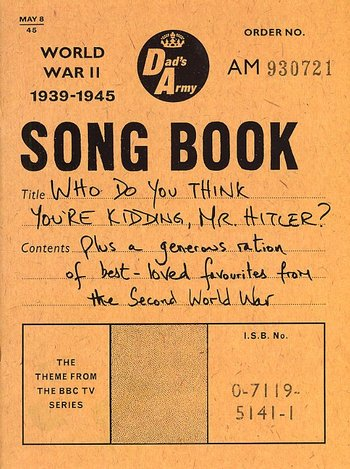 Dad's Army Songbook