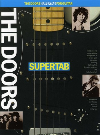 The Doors Supertab (Partition)