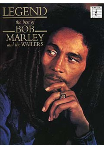 The Best Of Bob Marley And The Wailers : Legend (Partition)