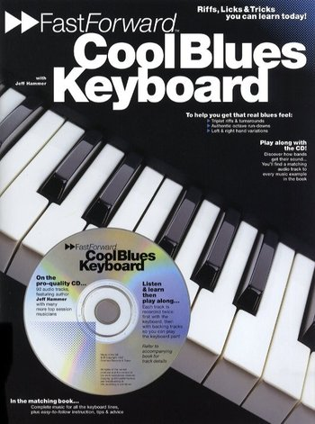 Fast Forward Cool Blues Keyboard