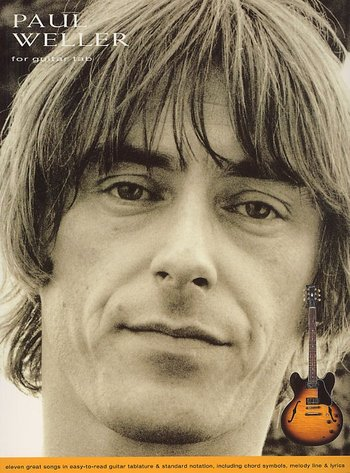 Paul Weller For Guitar Tab (Partition)