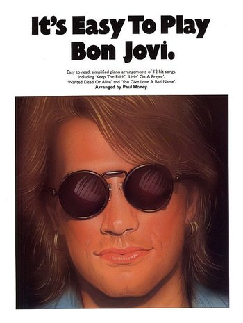 It's Easy To Play Bon Jovi