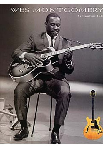 Wes Montgomery For Guitar Tab (Partition)
